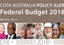 POLICY ALERT 16: Federal Budget 2018-19 preview image