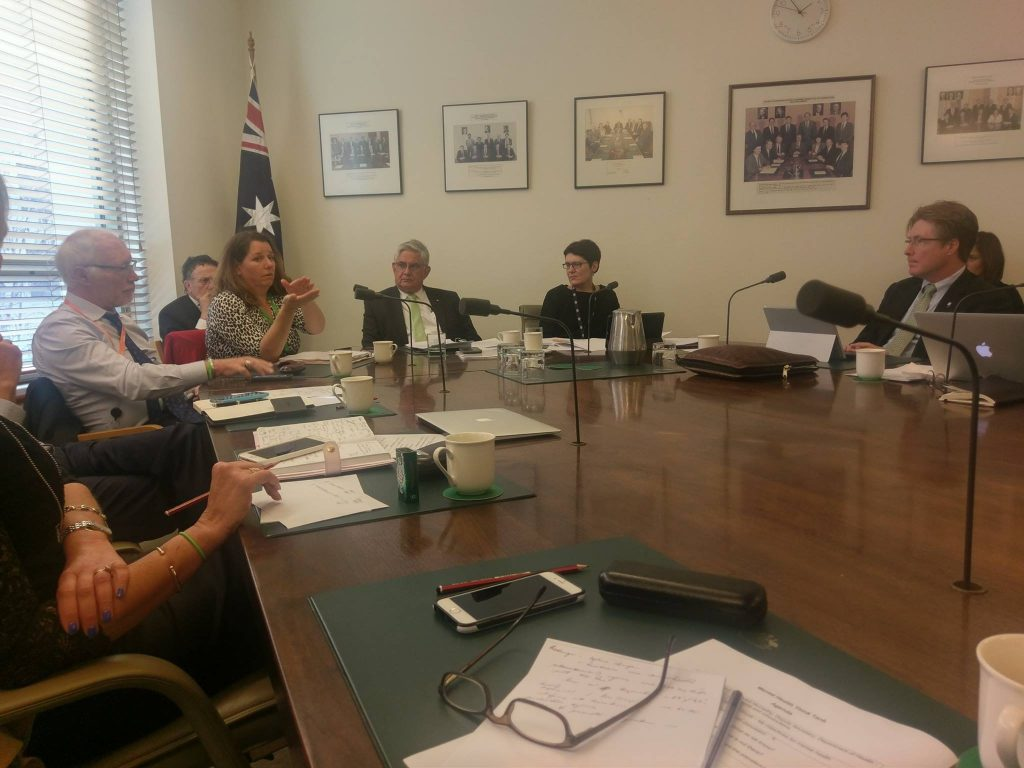 Minister Wyatt Roundtable on Mental Health in Aged Care
