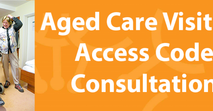 MEDIA RELEASE: Consultation on draft Aged Care Visitor Access Code preview image