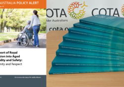Policy Alert: Final Report of Royal Commission into Aged Care Quality and Safety: Care, Dignity and Respect preview image